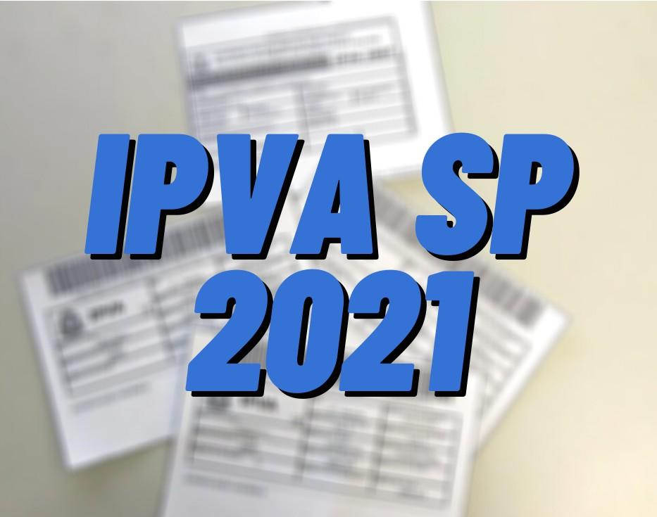 IPVA 2021 SP