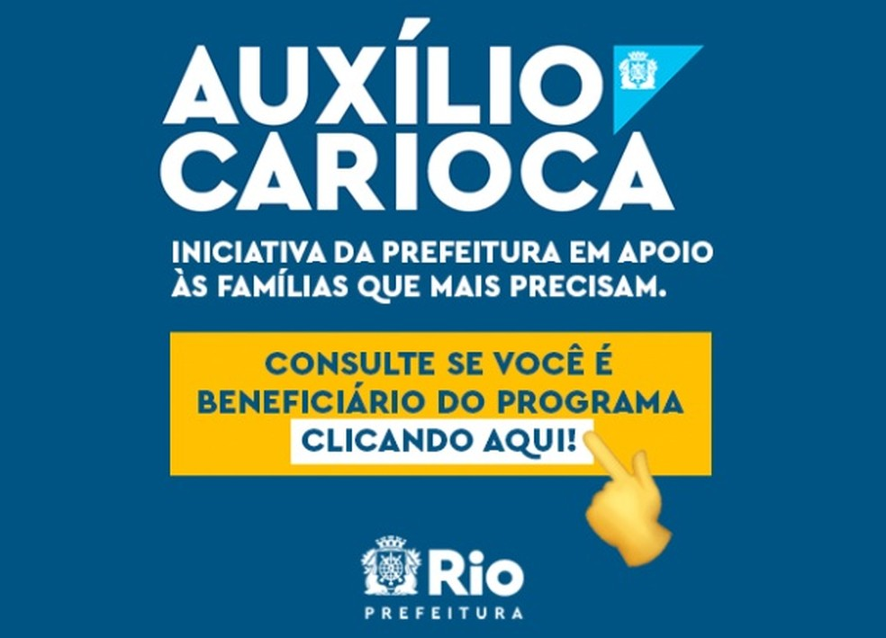 auxílio carioca 2021