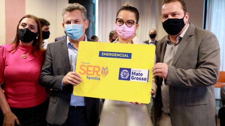 SER Mais Família Emergencial MT