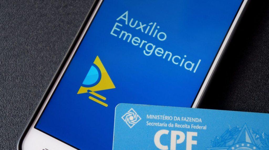 consulta ao auxílio emergencial