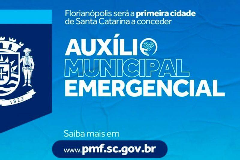 auxílio emergencial florianópolis