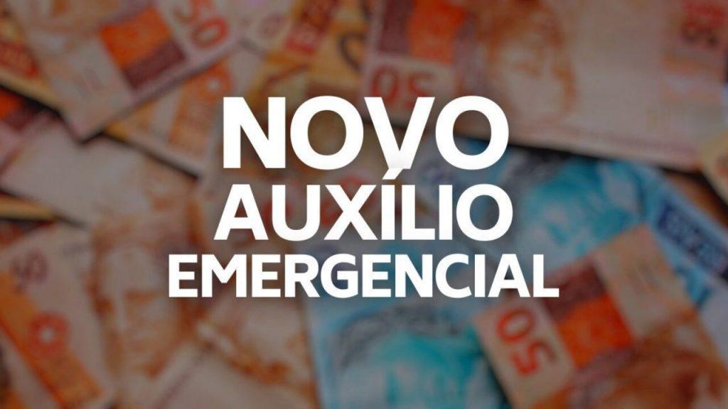 novo auxílio emergencial